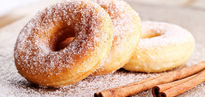 Donuts selber machen | Rezept