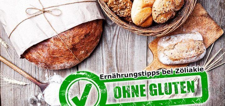 5 Tipps für die Ernährung bei Zöliakie