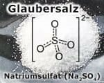 Glaubersalz - Wirkung und Anwendung von Natriumsulfat