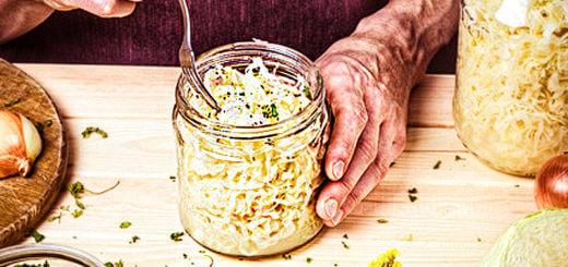 Fermentierte Lebensmittel: schmackhaft und gesund