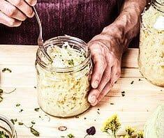 Fermentierte Lebensmittel: Sauerkraut