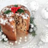Weihnachts-Panettone | Rezept