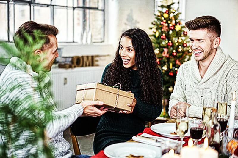 Benimmregeln für die Weihnachtsfeier