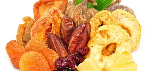 Dörrobst: warum getrocknete Früchte so gesund sind