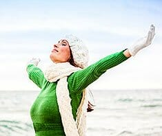 Die Atemtherapie: richtig atmen will gelernt sein