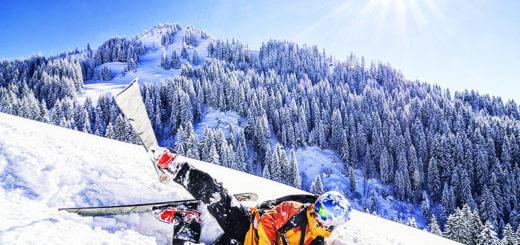 Die besten Tipps zur vermeidung von Skiunfällen