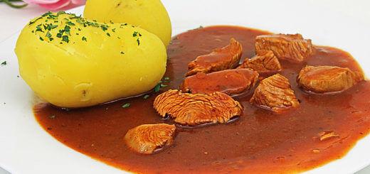 Wiener Saftgulasch | Rezept