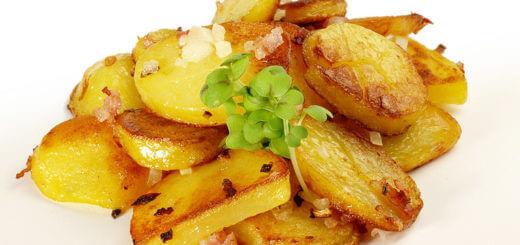 Perfekte Bratkartoffeln | Rezept