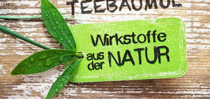 Teebaumöl - das natürliche Hausmittel