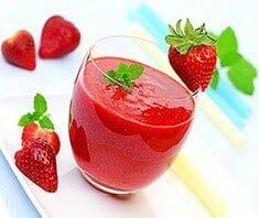 Erdbeer-Smoothie | Rezept