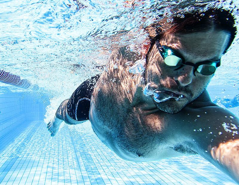 Gesundes Schwimmen