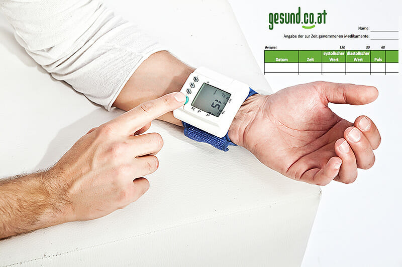 Blutdruck Morgens Im Bett Messen