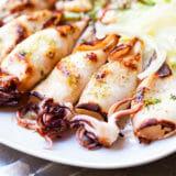 Gegrillte Calamari | Rezept