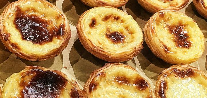 Pastéis de Nata (portugiesisches Puddingtörtchen) | Rezept