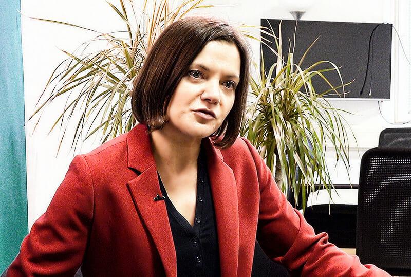 Bettina Liebmann, Umweltbundesamt