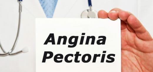 Angina Pectoris - Ursachen, Symptome und Behandlung