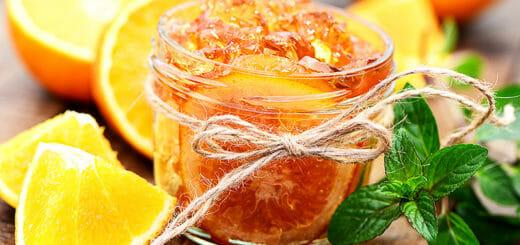 Orangenmarmelade selbstgemacht | Rezept