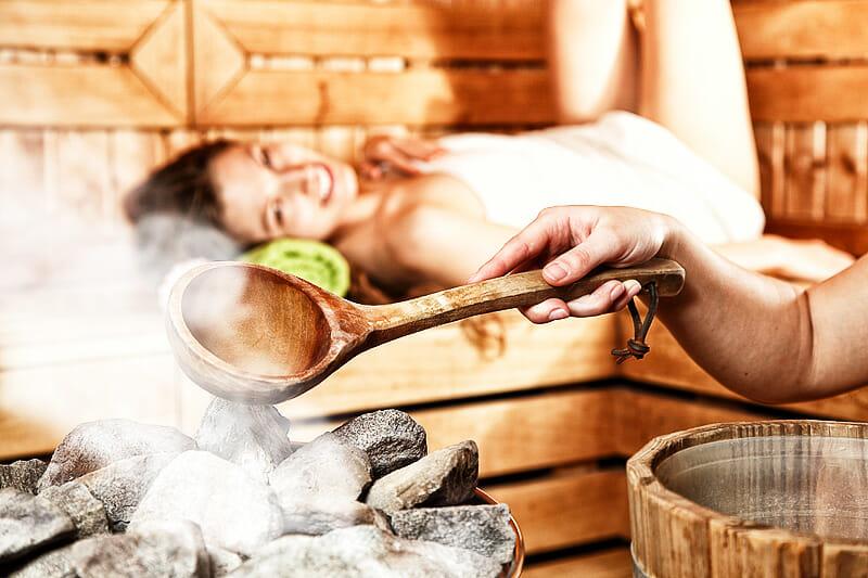 Alles zum Thema Sauna und Dampfbad - Tipps zum Genießen