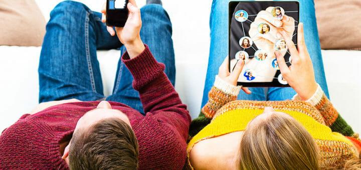 Studie: Social Media wirken wie Suchtmittel