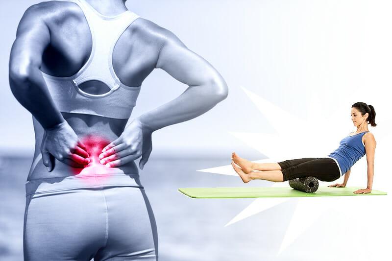 Faszientraining bei Rückenschmerzen