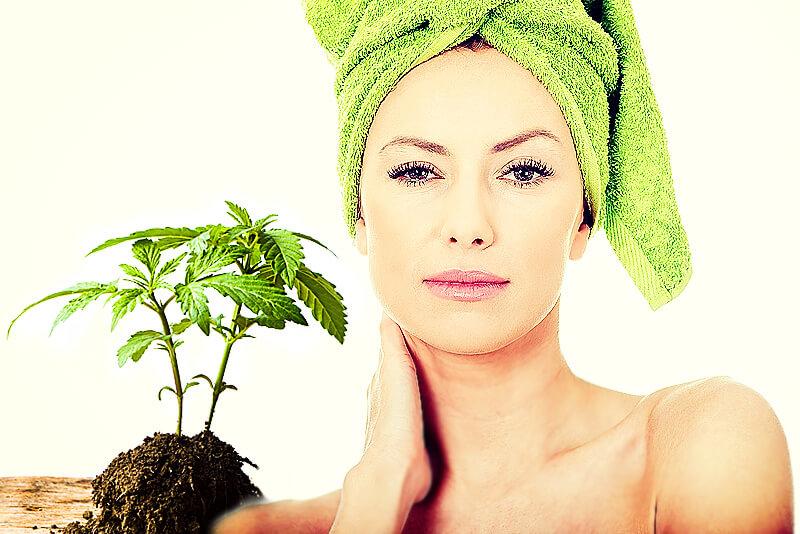 CBD in der Kosmetik