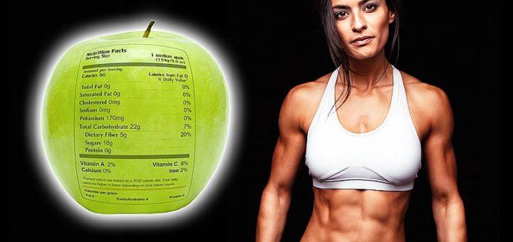 Die richtigie Ernährung für optimalen Muskelaufbau
