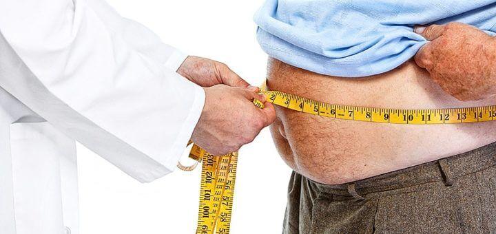 Bauchumfang messen mitunter wichtiger als Kilos zählen
