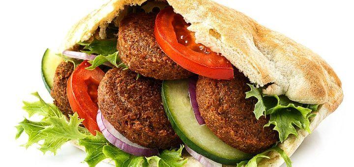 Falafel Sandwich | Rezept