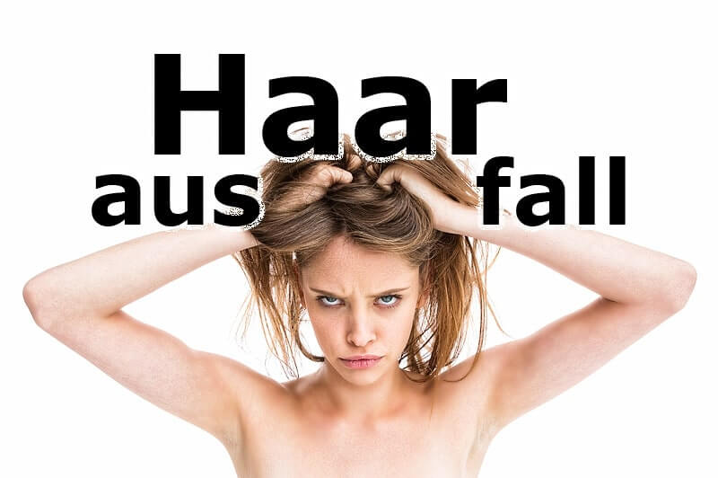 Haarausfall bei der Frau