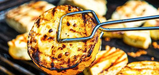 Zucchini vom Grill | Rezept
