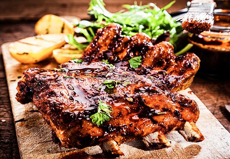 Beef Ribs vom Grill | Rezept