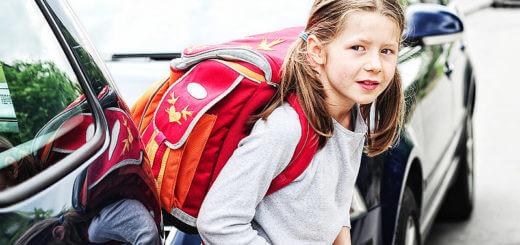 Schulbeginn: Gefahrenzone Schulweg