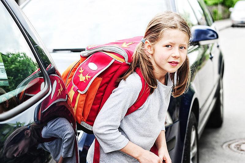 Der Schulweg birgt Gefahren für Kinder