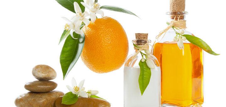 Aromaöle und ganzheitliche Hautbehandlung