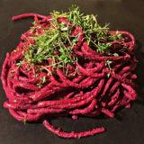 Rote Rüben Spaghetti | Rezept