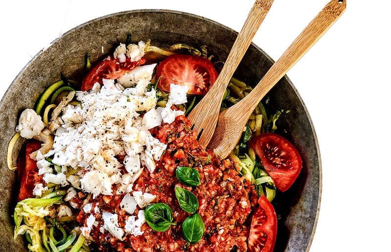 Wildfisch-Zucchini Pfanne | Rezept