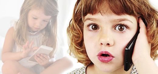 Kindgerechter Umgang mit Handy und Smartphone