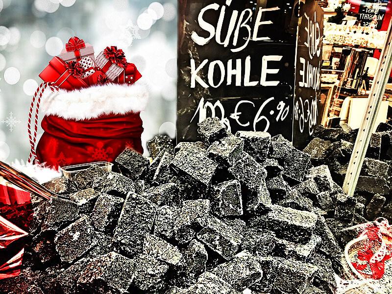 Süße Kohle - dolce carbone selbstgemacht