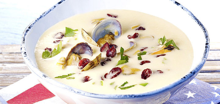 Clam Chowder | Rezept