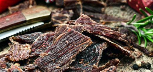 Trockenfleisch & Beef Jerky - gesunde Protein-Snacks?