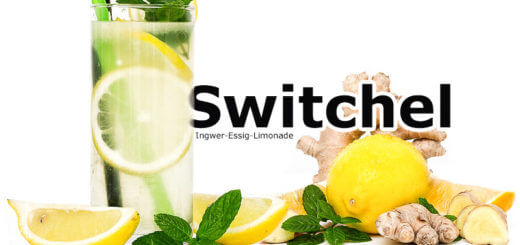 Switchel - Ingwer-Essig Limonade | Rezept