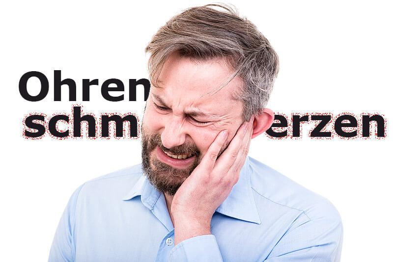 Ohrenschmerzen erkennen und behandeln