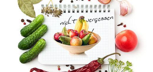 Gesund ernähren geht ganz einfach