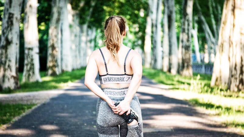 Jogging Österreich nach dem Lockdown