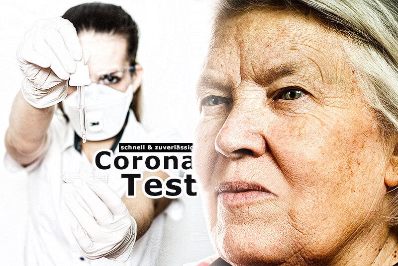 Corona Test in Österreich