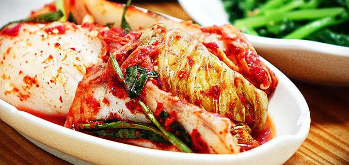 Kimchi - fermentierter Chinakohl | Rezept