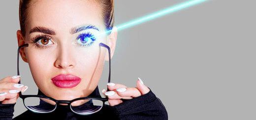Laserbehandlungen – Brille ade?