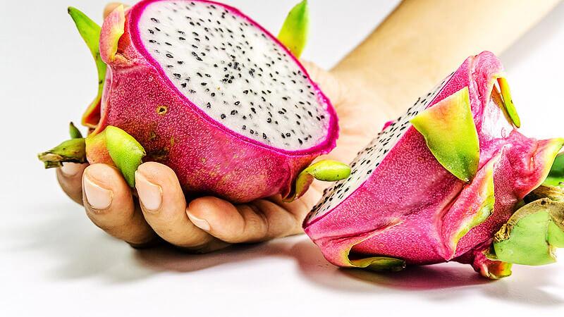 Pitahaya - Drachenfrucht