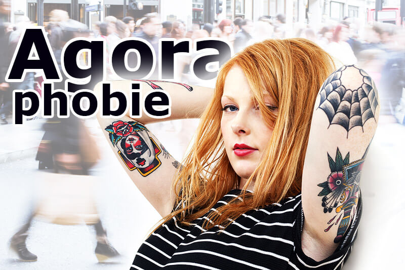 Agoraphobie
