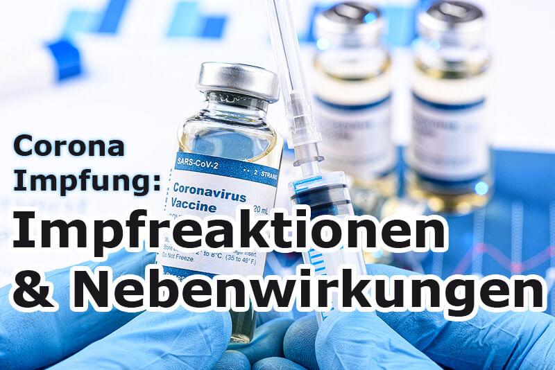Corona-Impfung: Impfstoff, Vakzin gegen Covid-19